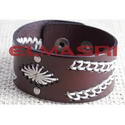 Echtes Leder! Armband 28NP30 (Paketpreis)