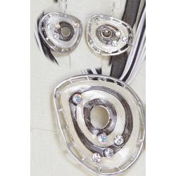 Modeschmuck Halsband 58MS504